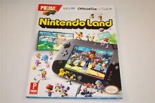 Official Prima Nintendo Land Game Strategy Guide Wii U Ships FAST