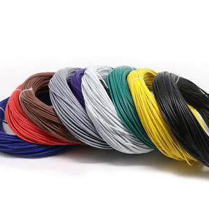 Multi-Strand UL1007 Cable 80°C 300V Electronic Wire 16/18/20/22/24/26/28/30AWG
