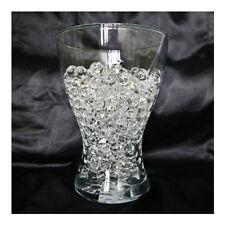 1000pcs Water Aqua Soil Crystal Gel Ball Beads Wedding Vase Bio Gell Balls