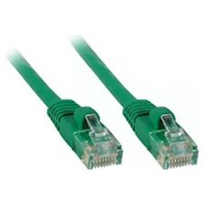 25ft C2G 26700 Cat5e Crossover Cable - Non-Booted Unshielded Network green