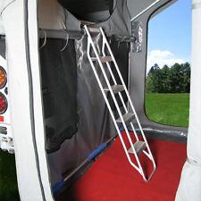 Wide Step Aluminium Ladder 4 Camper Trailer Tent, light weight Comfort to climb
