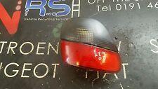 99 04 PEUGEOT 406 2.0 HDI ESTATE PASSENGER SIDE REAR REAR LIGHT TAILLIGHT KRGB