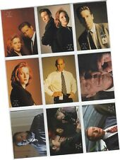 The X-Files Season 3 (Three) - 72 Card Basic/Base Set - Topps 1996