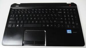 "Original HP Pavilion DV6T-7000 17.3"" Palmrest w/Keyboard & Touchpad - 682101-001"