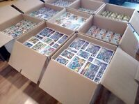 Wholesale 2014-2018 sheets FISH CROCODILES you receive 40 diff (FREE SHIPPING)