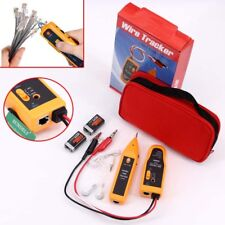 Telephone Wire Tracker Network RJ45/11 Cable Finder Tester Detector LAN Ethernet