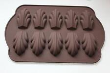 1pcs Madeleine Food Grade Silicone Chocolate/Pudding/Canday DIY Bakeware Moulds