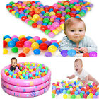 New 20pcs Kids Soft Play Balls Toy Ball Pit Swim Pit Ball Pool Multi-Color Cute