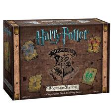 Retro Harry Potter Hogwarts Battle A Cooperative Deck-Building Card Game Board