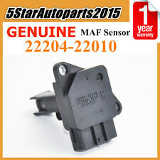 22204-22010 Genuine Denso Mass Air Flow Meter MAF Sensor for Toyota Lexus Scion