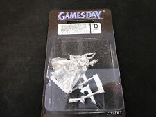 Gamesday 2009 GD09 Limited Edition Metal Exalted Hero of Chaos Sealed Blister