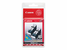 Canon Tintenpatrone Pgi-520bk schwarz Doppelpack 2932b012
