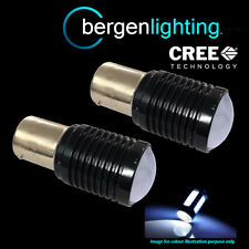 382 1156 BA15s 245 207 P21W Blanco CREE LED Luz Indicadora Trasero RI202802 Bombillas