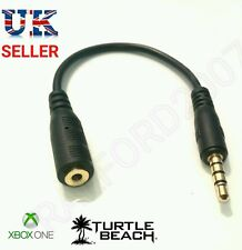 * NEW * XBOX ONE Chat Adapter Cable for TURTLE BEACH & ASTRA Gaming Headset