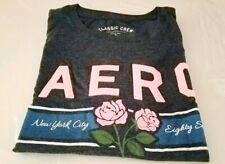 Aeropostale stripe graphic Woman T Shirt.Sizes  M (3) / (1) XL