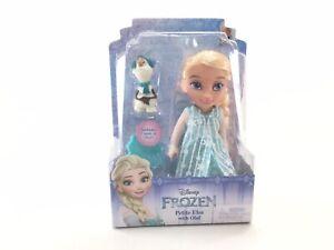 Disney Frozen Petite Elsa With Olaf 2016 Jakks Pacific Sealed
