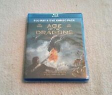Blu Ray & DVD Combo Pack: AGE OF THE DRAGONS Danny Glover BRAND NEW SEALED w/s