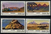 South West Africa 1982 SG#398-401 Mountains MNH Set #D25299