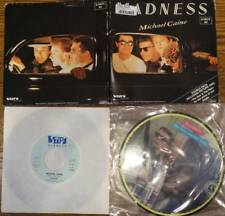 "Madness Michael Caine Gatefold with 7"" Single and The Sun and Rain Picture Disc"