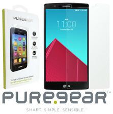 PUREGEAR HARD 9H HD TEMPERED GLASS SCREEN GUARD SHIELD PROTECTOR FOR LG G4