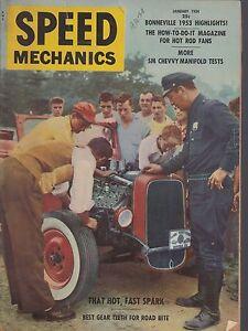Speed Machanics--Jan-1954-----3521