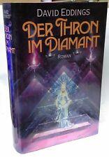 David Eddings - Der Thron im Diamant