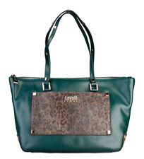 Shopping Bag Cavalli Class Tilda Donna Verde Autunno/inverno