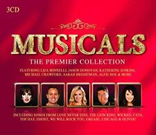 Musicals - The Premier Collection [CD]