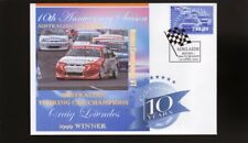 CRAIG LOWNDES 1999 AUST MOTOR RACING CHAMPION COVER, VT COMMODORE