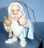 Lenox Disney SLEEPY Ornament A Sleepy Christmas Eve Snow White Dwarf New