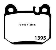 DP41395R EBC Yellowstuff Rear Brake Pads for 4wdporte M-Class (W163)