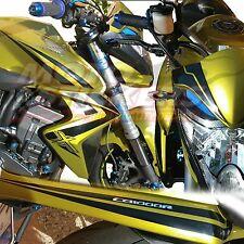 Honda CB1000R - graphic Extreme - stickers kit extreme