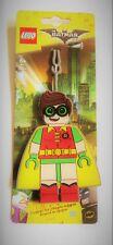 LEGO Batman Movie Robin Luggage Bag Tag NEW