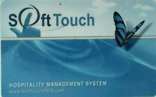 lot 10 Soft Touch Pos Employee Swipe Cards with Logo