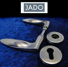 Türbeschlag 'JADO Jatec VENUS PZ 376/991 UST Ultra Steel Rosetten Garn. Türgriff