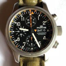 FORTIS B-42  GMT Cosmonaut Chrono