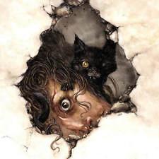 Fabio Frizzi - Edgar Allan Poe - The Black Cat Vinyl LP Cadabra Records Limited