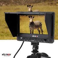 """Viltrox DC-70EX Porfessional 7""""inch 4K HD 1080P LCD Clip-On Video Camera Monitor"""