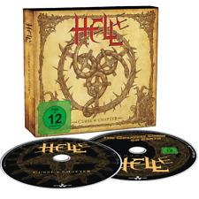 HELL Curse & Chapter DIGI CD + DVD MERCYFUL FATE/KING DIAMOND/SATAN/PORTRAIT NEW