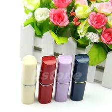 Cute Secret Lipstick Shaped Stash Medicine Pill Pills Box Holder Organizer Case