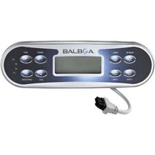 Balboa 52649-01 Spa Topside Panel 8 Button for ML700/600 E8