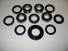 1998-2004 HONDA FOREMAN 450 ES FE FM 4X4 ALL FOUR WHEEL BEARINGS & SEALS KIT 436
