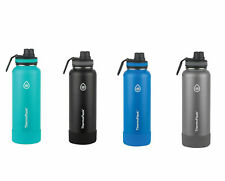 New ThermoFlask Double Wall FLASK Stainless Steel Water Bottles 1.1L Thermos