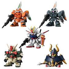 Gashapon Senshi Forte 07 Bandai SD Gundam Figure 1 Random Capsule Toy