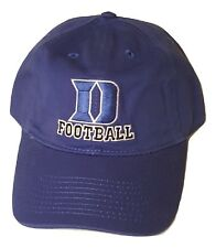 Adidas Duke Blue Devils Adjustable Cap Duke Football Logo Hat