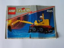 LEGO® Bauanleitung / Instruction Nr. 4525