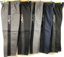 New Men's Fleece Track Pant, Tracksuit Pant Joggers, Casual Workwear