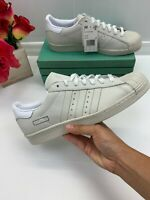 Adidas Superstar 80s DB2685 Cloud White Raw Men's Size 9.5