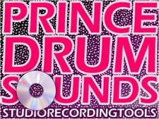 Prince Drum Sounds 80s Vintage Machine Linn Wav Samples Mpc Funk Pop RnB Kits CD
