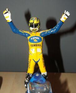 1/12 Valentino Rossi Resin Figure - Camel 2006 Standing
